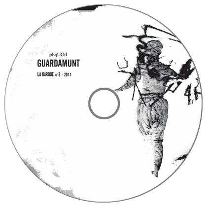 revue La Barque n°8 CD