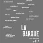 revue La Barque n°6/7