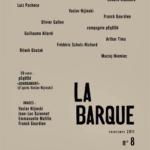 revue La Barque n°8