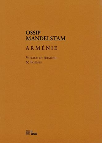 Ossip Mandelstam Arménie