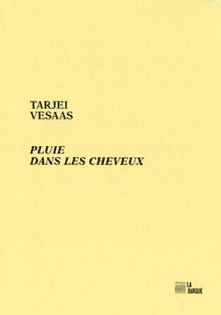 Livre Tarjei Vesaas Pluie dans les cheveux