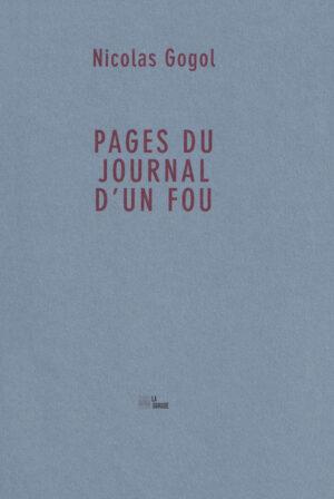 Pages du Journal d'un fou